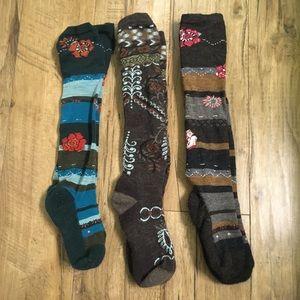 3 Pairs of Smartwool  Socks